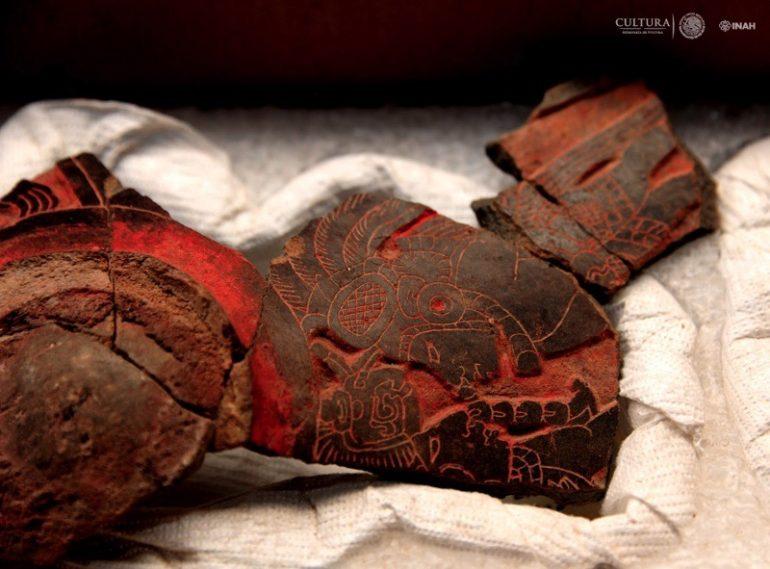 mayas en Teotihuacán