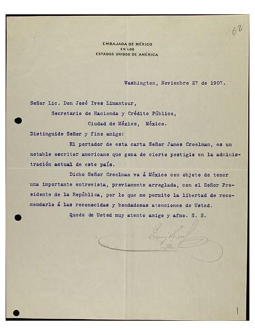 Porfirio Diaz James Creelman Revolucion Mexicana