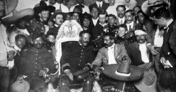 Revolución Mexicana lideres fechas fotografias y datos curiosos