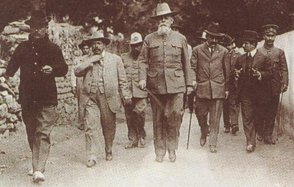 Venustiano Carranza Jefe del Ejercito Constitucionalista Revolucion Mexicana