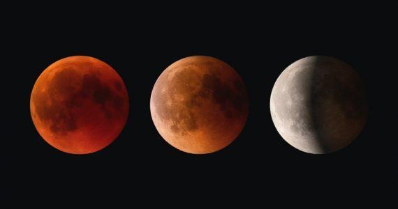 eclipse lunar, cuando ocurre y como verlo