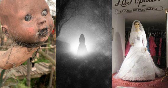 las leyendas de terror mexicanas más populares