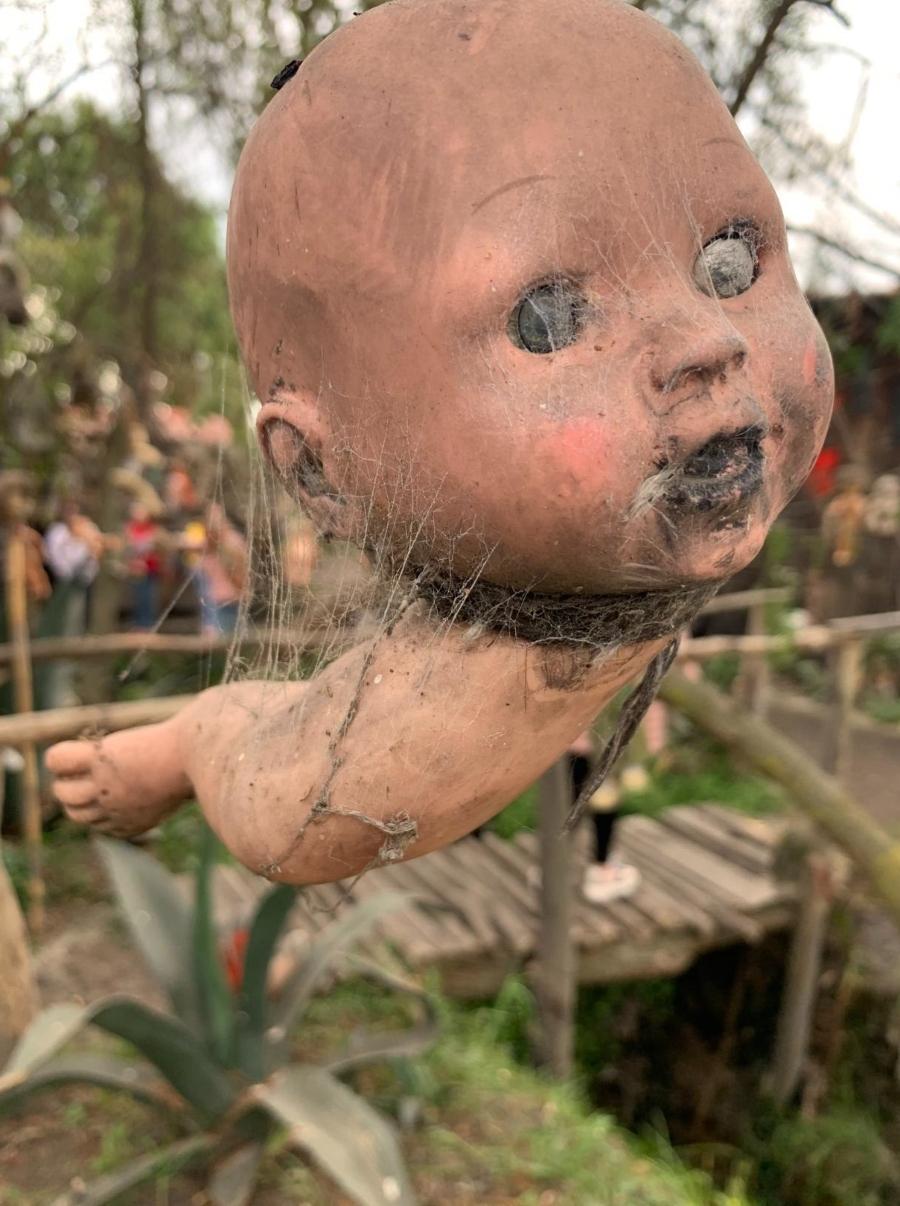leyendas de la isla de las muñecas en xochimilco