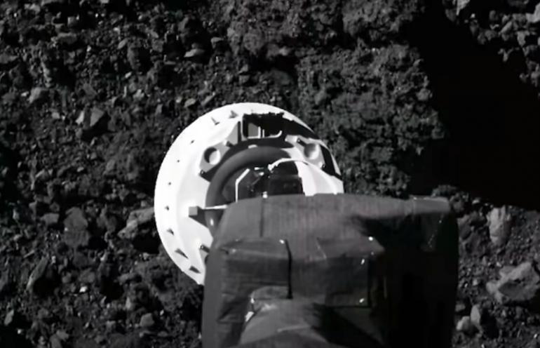 nasa bennu asteroide aterrizar