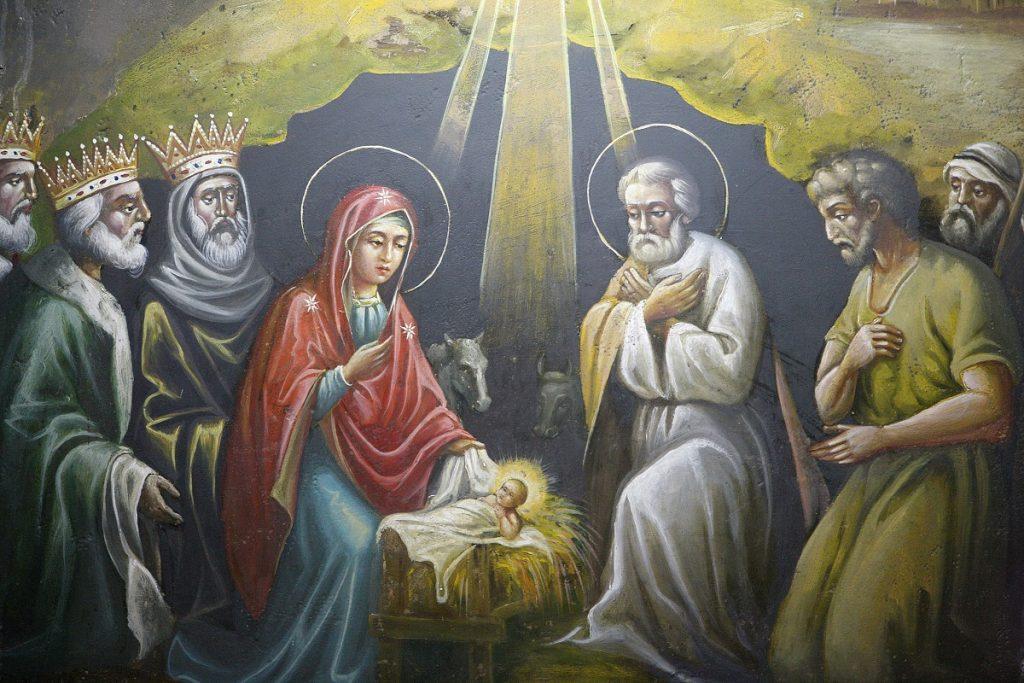 origen de los reyes magos nacimiento