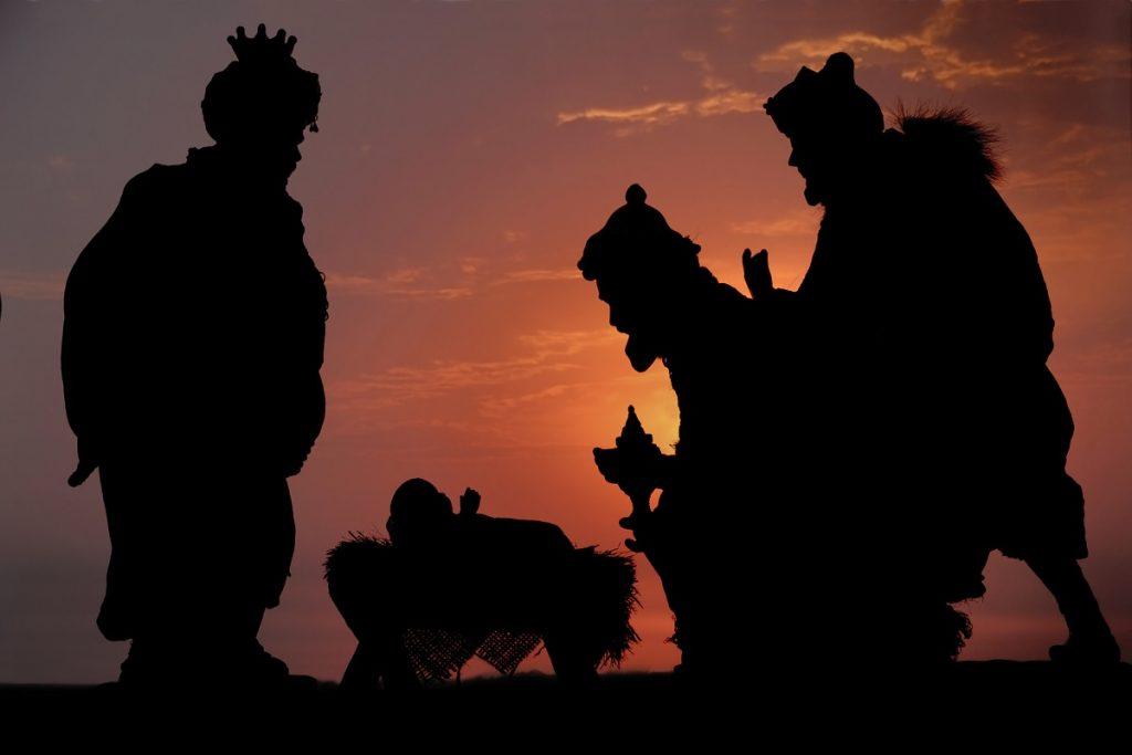 Historia de los tres Reyes Magos y la rosca