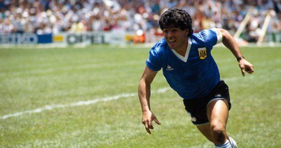 Maradona Inglaterra