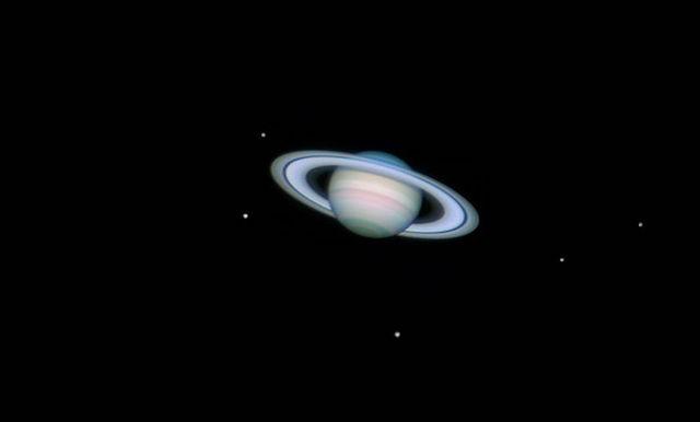 fenómenos astronómicos noviembre