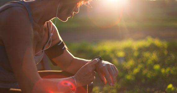 ¿Deberías usar cubrebocas al correr?