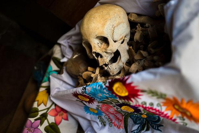 Pomuch y el Día de Muertos
