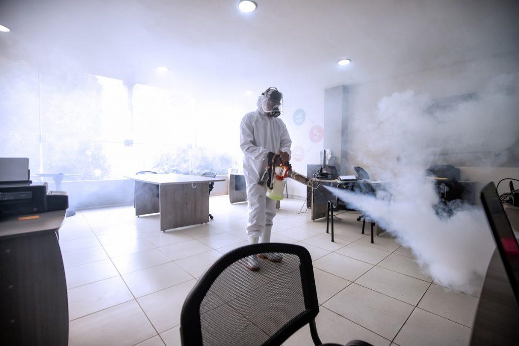 Qué implica la fase 2 y 3 por Covid en México sanitización