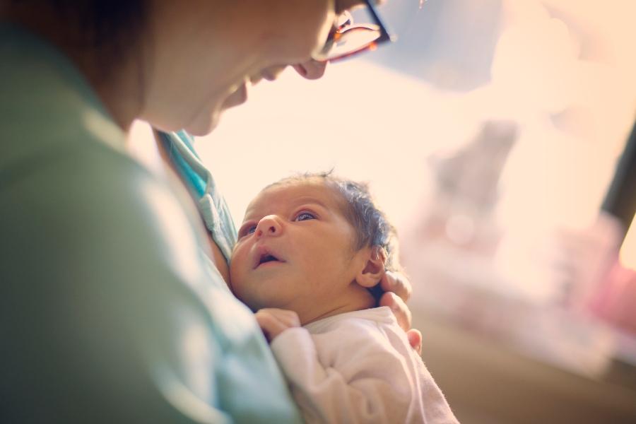 significado de soñar con un bebé