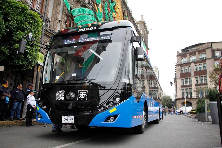 Conoce el nuevo transporte sustentable de la CDMX