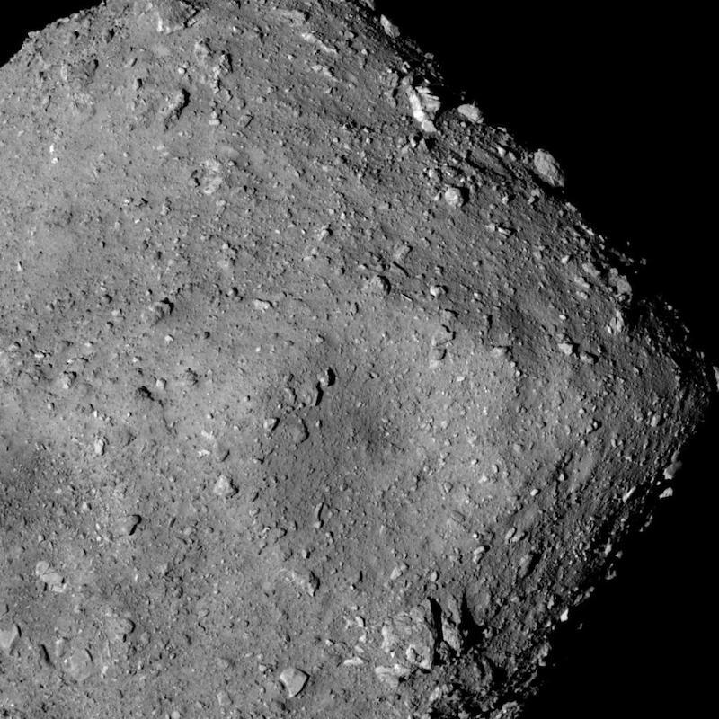 asteroide Hayabusa 2