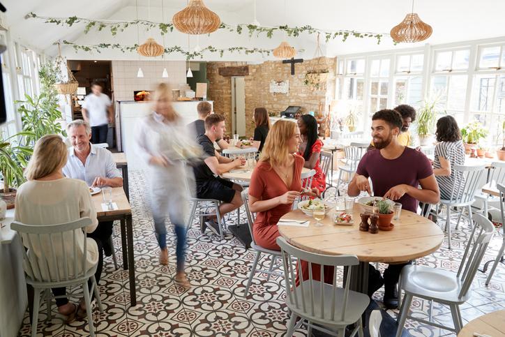 Covid-19 restaurantes