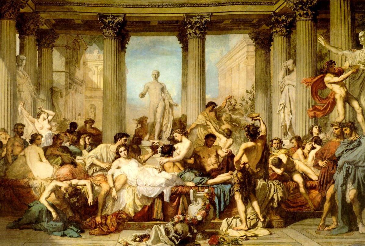 Saturnales: la celebración romana llena de excesos que dio origen a la  Navidad | Muy Interesante