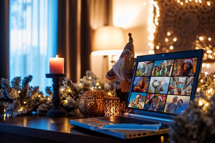Año Nuevo y Navidad Covid-19