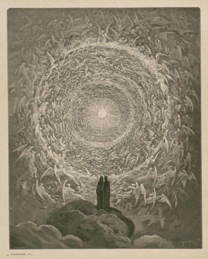 purgatorio es invento de Dante