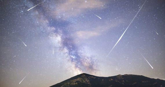 meteoros lluvias de estrellas 2021