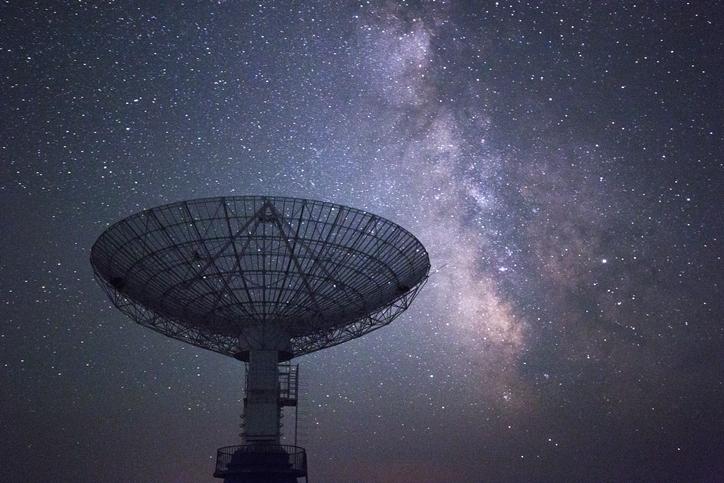 civilizaciones inteligentes Vía Láctea