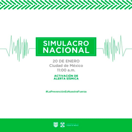 fake news simulacro 20 enero