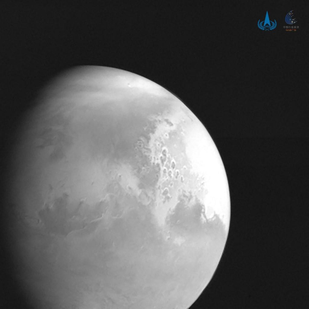 Marte misiones espaciales