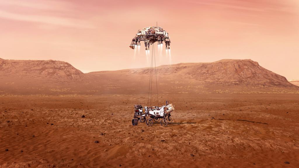 NASA Perseverance
