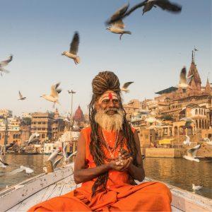 Ciudad antigua de Varanasi