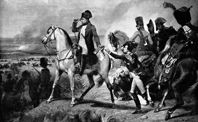 infantería napoleónica