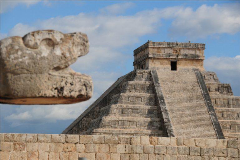 Teotihuacan y Chchén Itzá: pirámides mexicanas