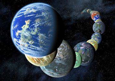 planetas vía láctea