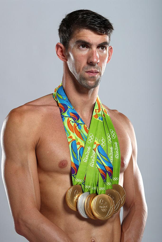 atletas que tienen más medallas olímpicas