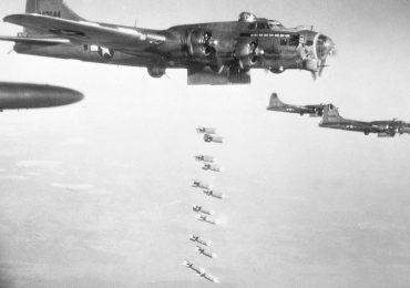bombas Segunda Guerra Mundial
