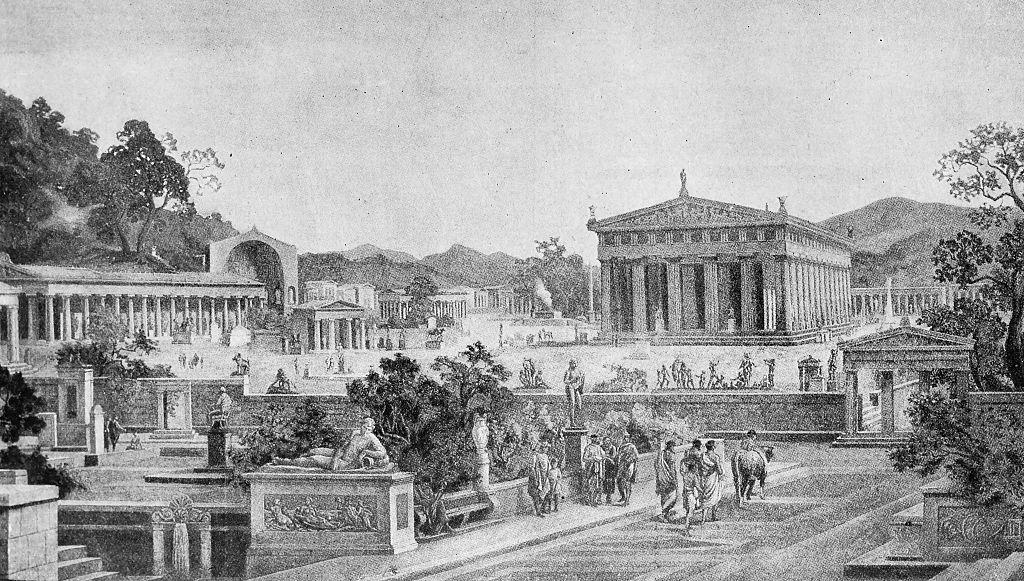 Ciudad de Olimpia