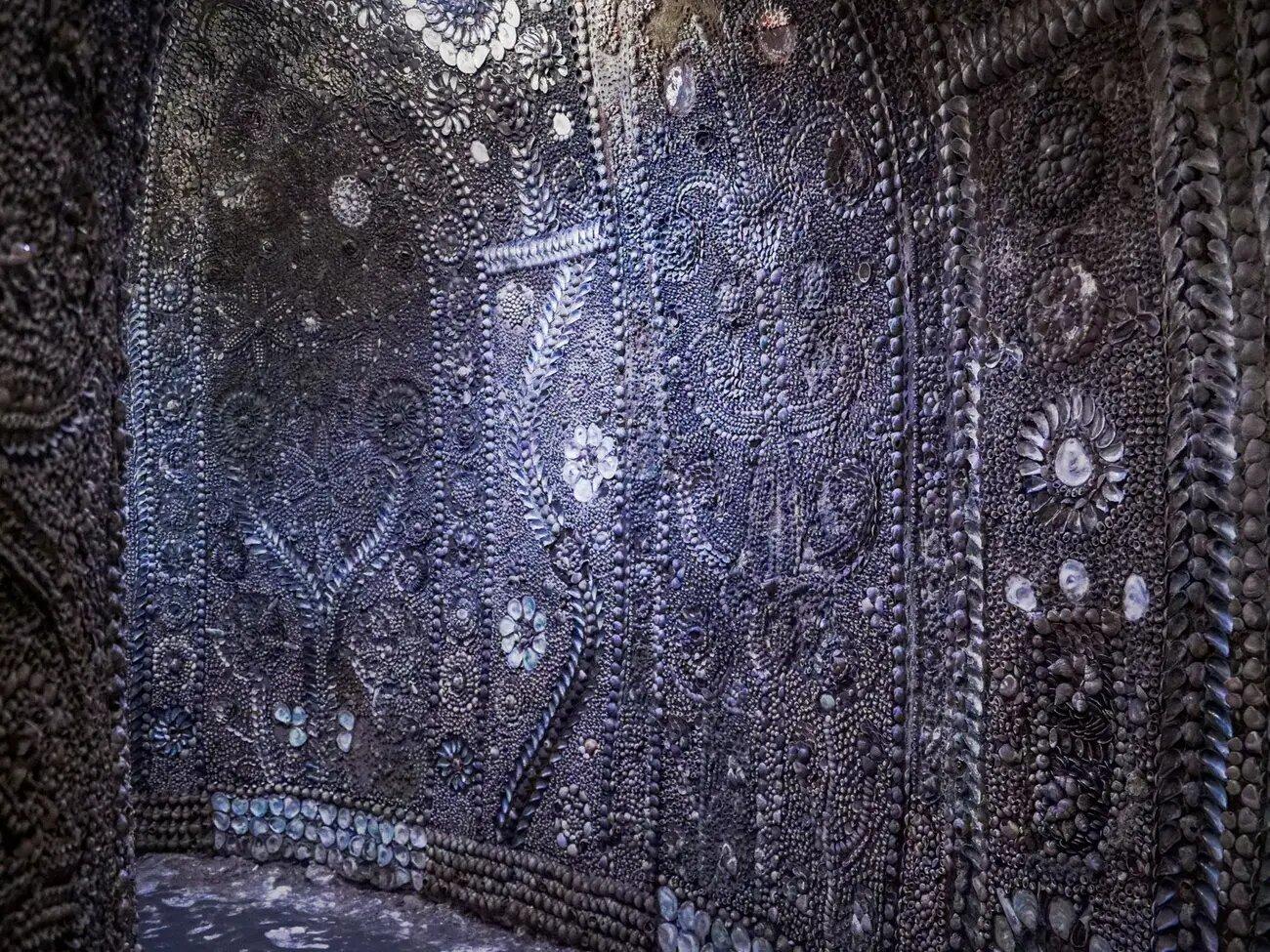 gruta misteriosa
