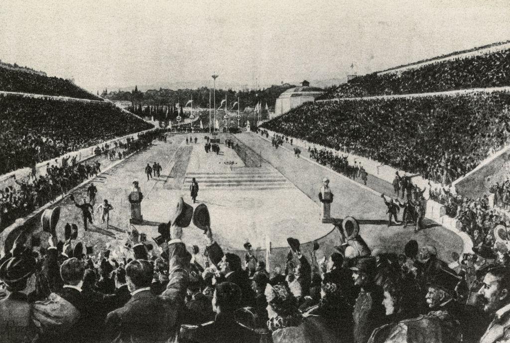 Juegos Olímpicos de Atenas 1896