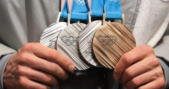 medallas olímpicas de México
