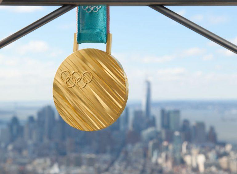 Medalla olímpica