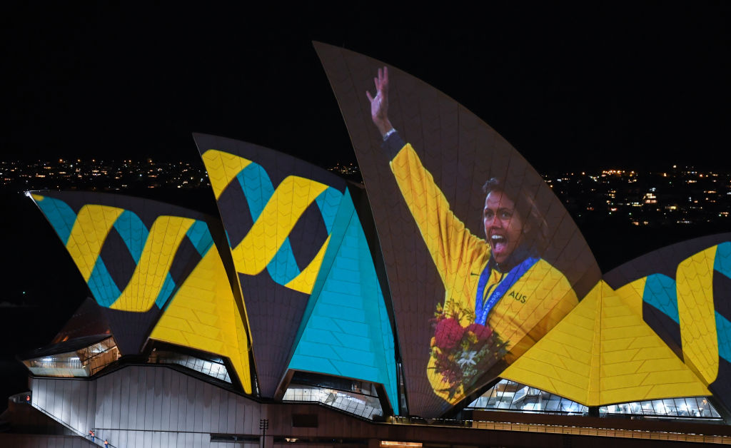 Atleta australiana