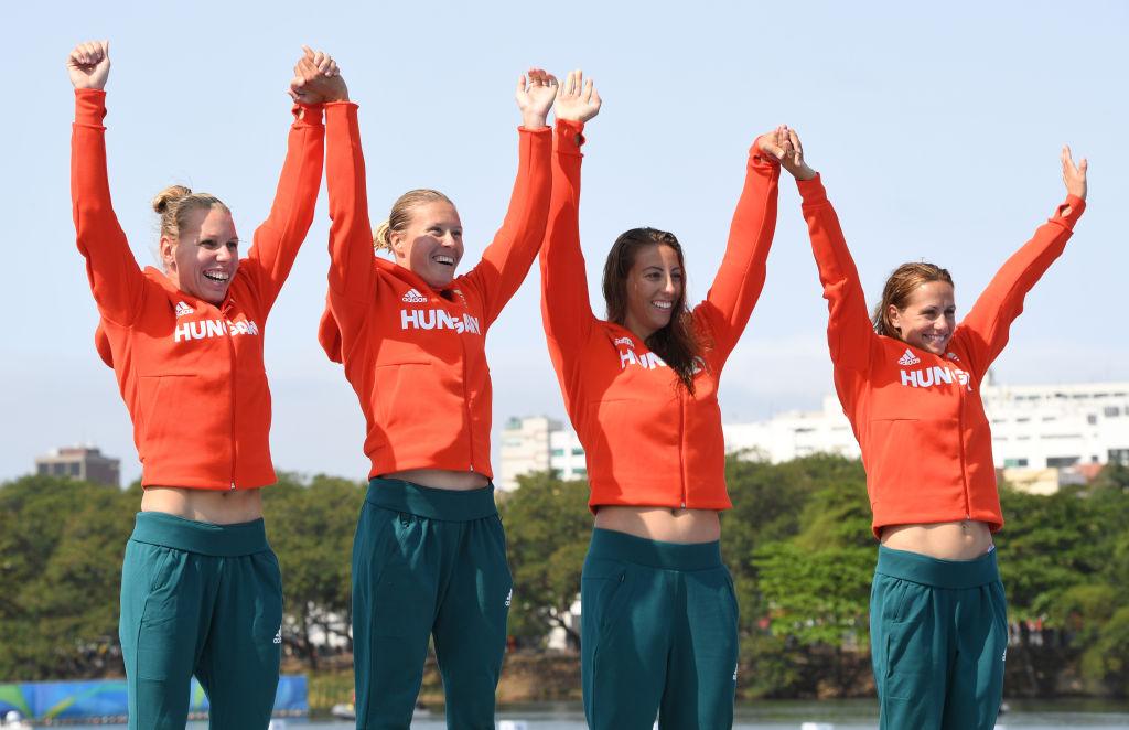 Países con más medallas olímpicas