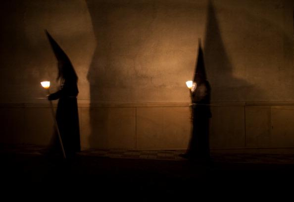 procesión del silencio