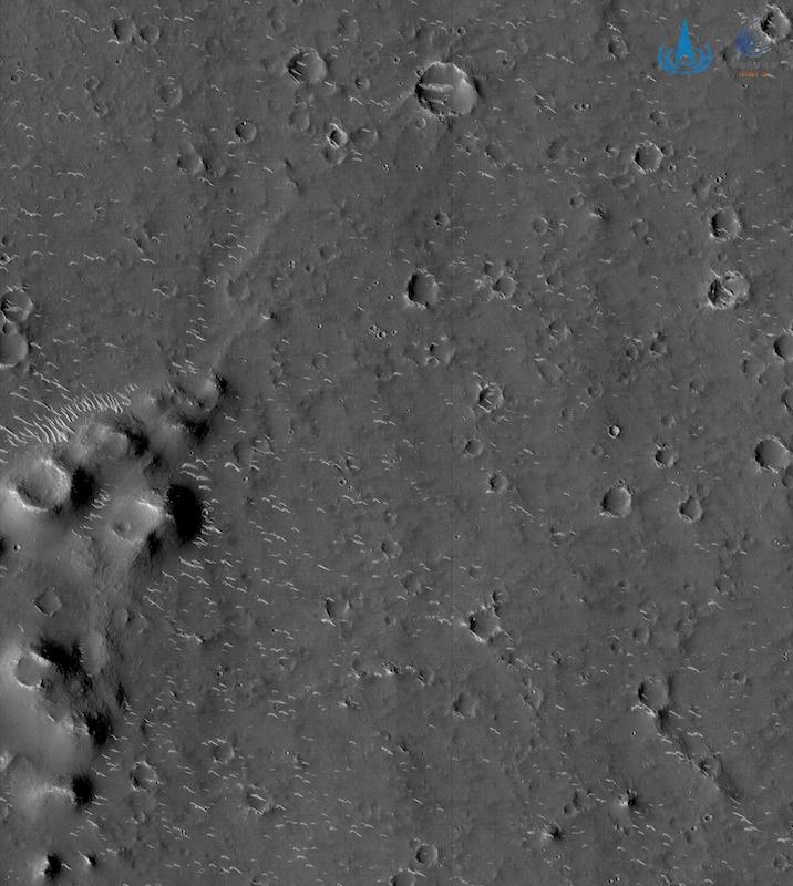 Tianwen-1 Marte