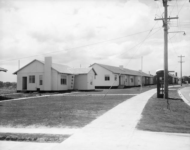 villa olímpica de melbourne 1956