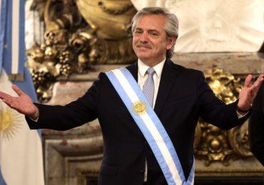 Alberto Fernandez COVID-19