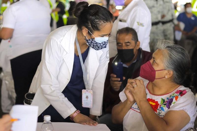 vacuna México registro