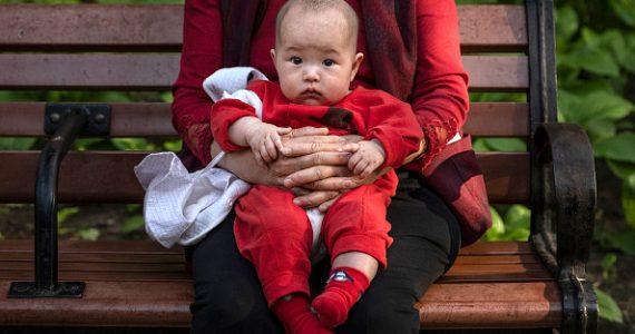 China hijos COVID-19