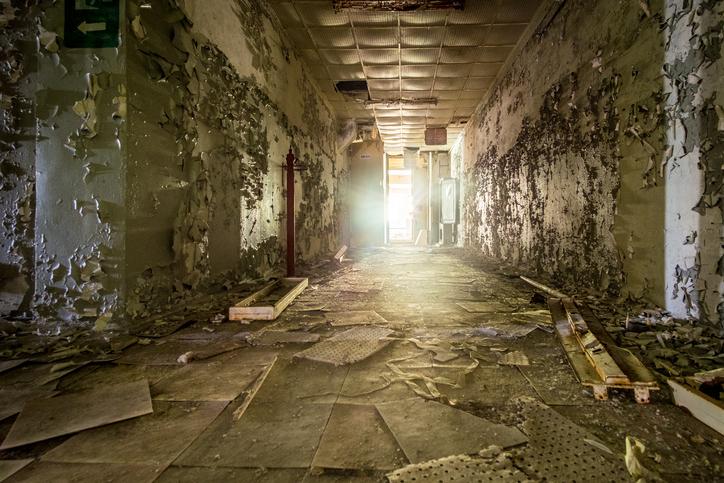 restos nucleares
