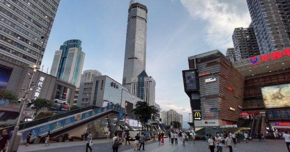 rascacielos chino