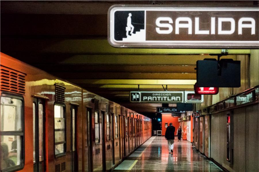 Líneas del Metro CDMX