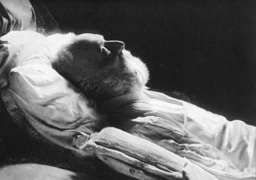 fotografía de muertos
